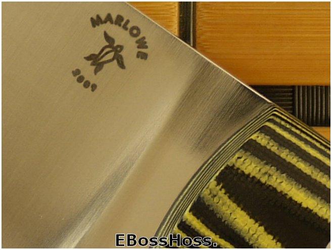 """Charles Marlowe 6"""" Kitchen Knife"""