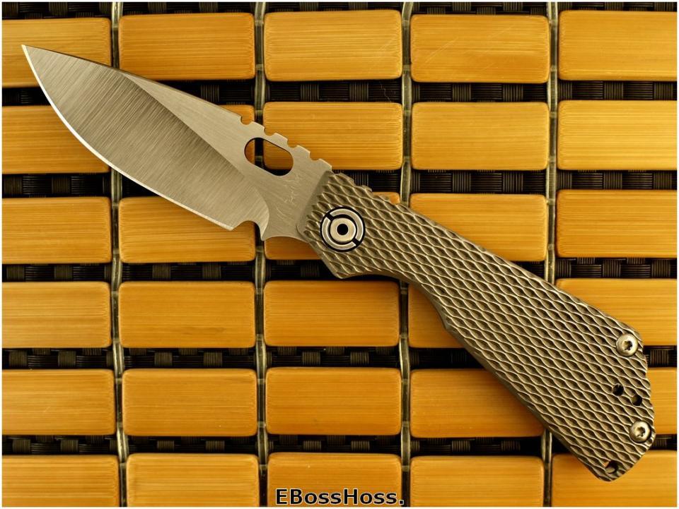 Mick Strider Custom Slip Joint SnG - PROTOTYPE