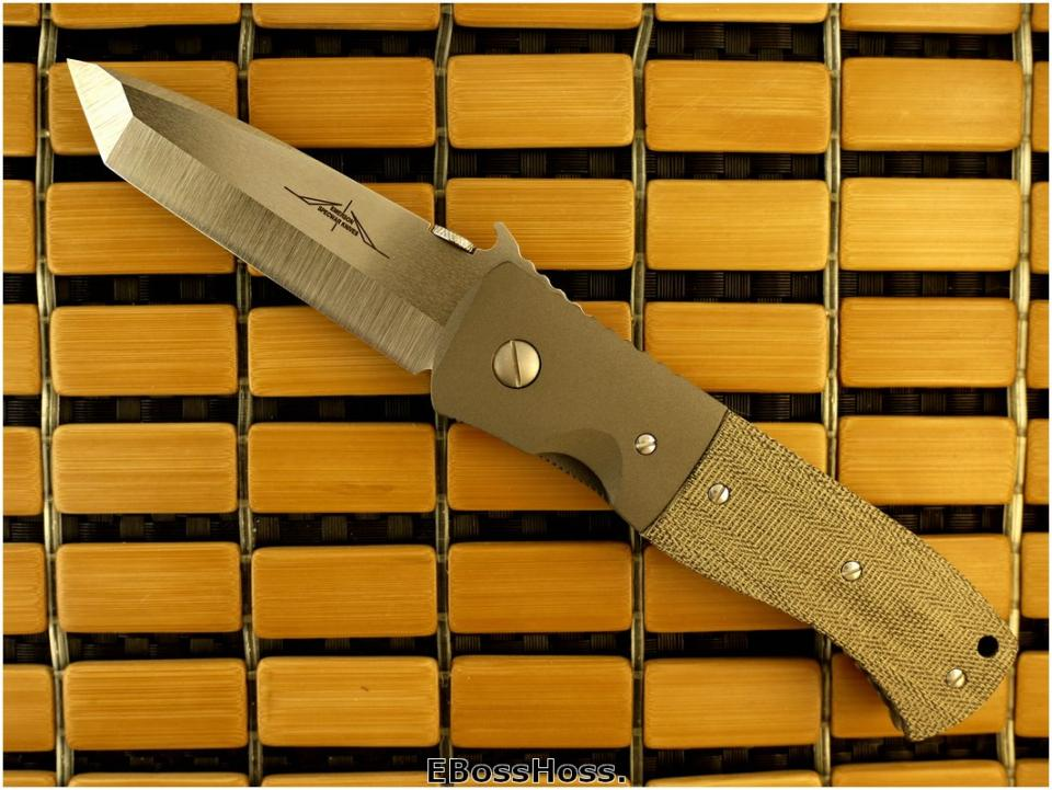 Ernie Emerson Custom Super CQC-7 Waved
