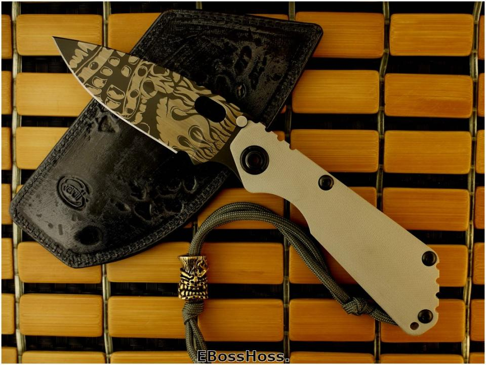 "Strider Starlingear Collab ""Tiki"" SnG"