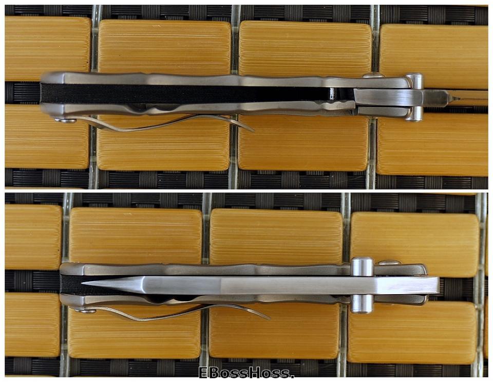 Michael Burch LEFTY Bamboo Folder