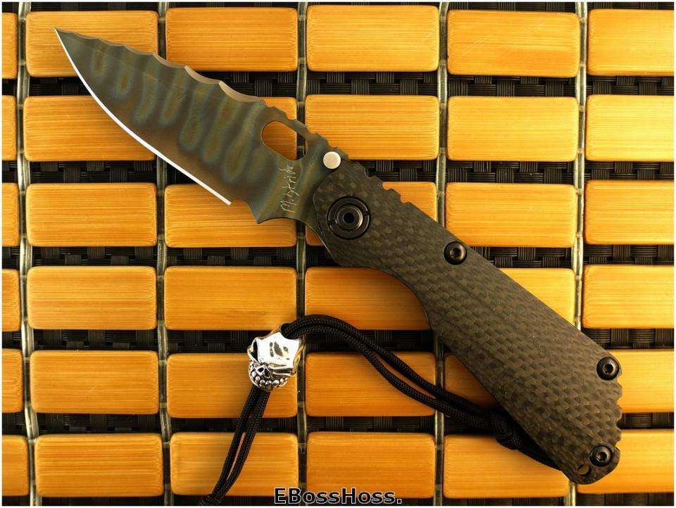 Mick Strider Custom (MSC) Stellite Dragon-Spine SnG