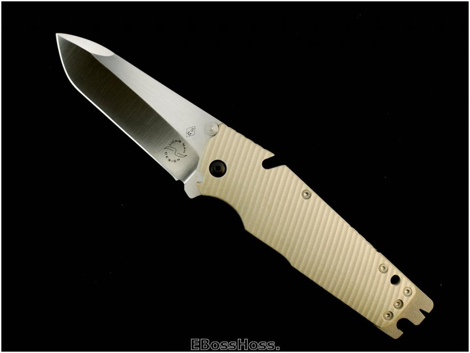 Sal Manaro / Liong Mah Design Concept Knife