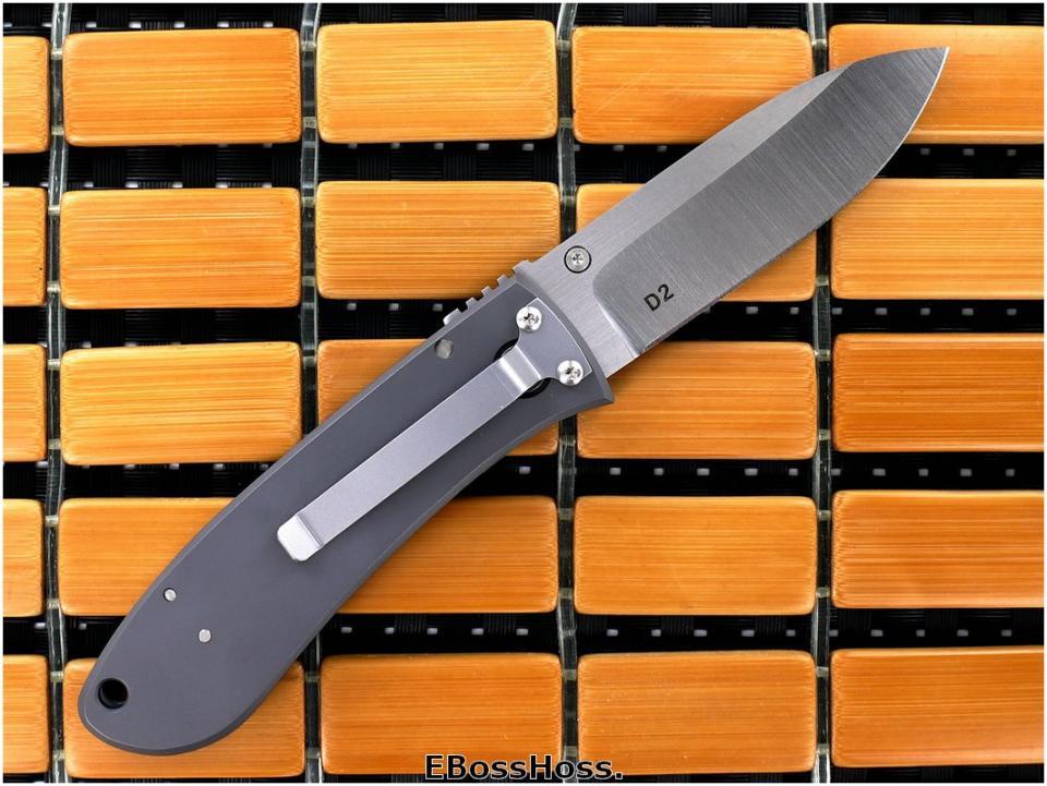 Bob Dozier Titanium Folding Hunter (DK-FH)