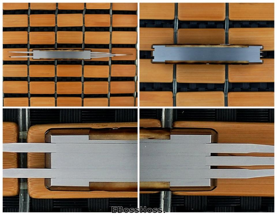 Reese Bose 5-Blade Mini-Congress Prototype