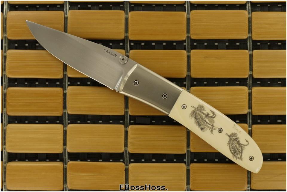 Kit Carson Ivory Model 4
