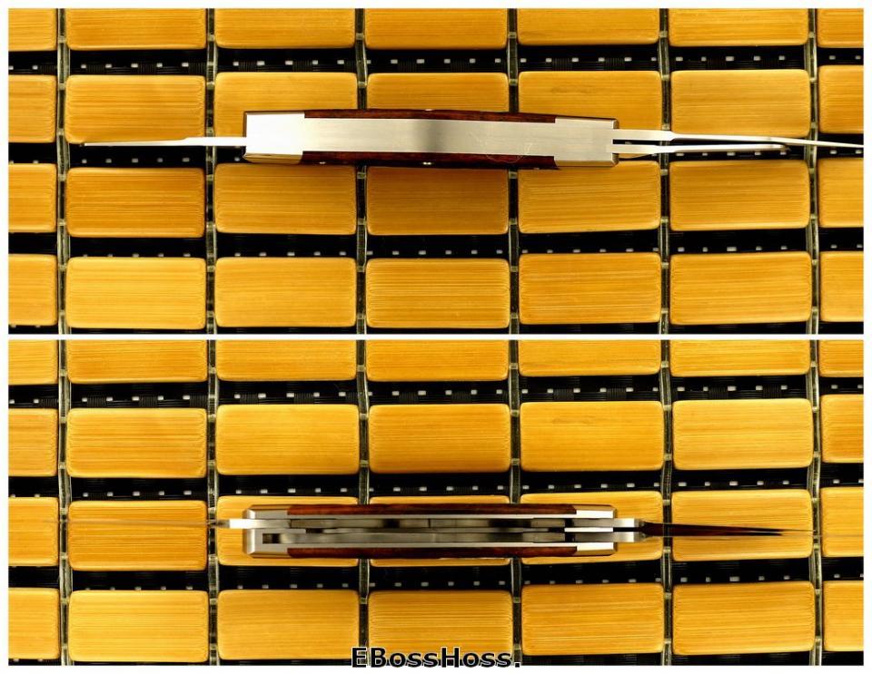 Reese Bose 4-inch Premium Stockman