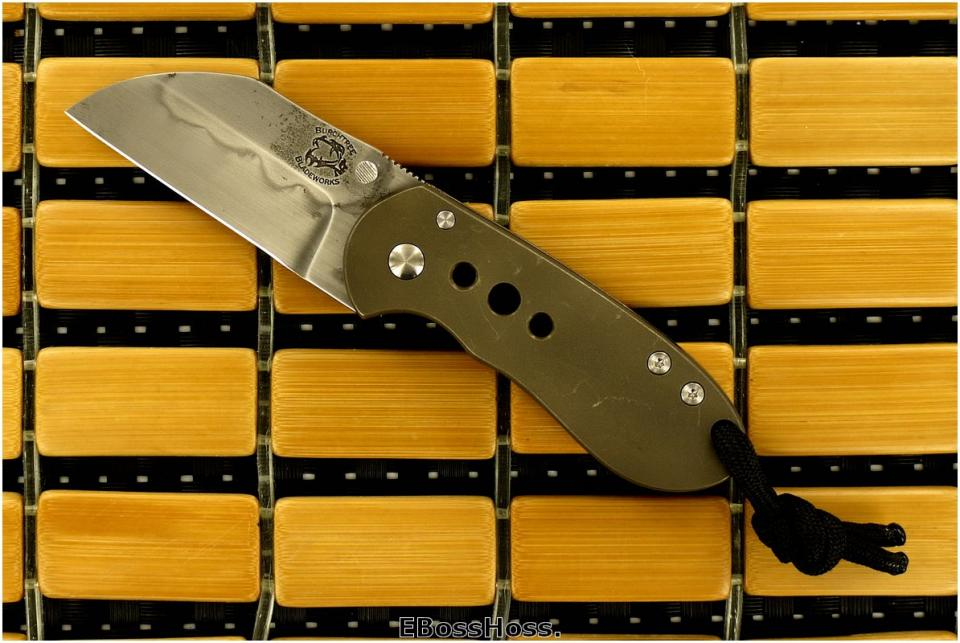 Michael Burch Wharncliffe Mini