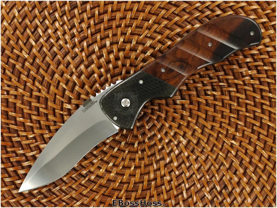 Sal Manaro Deluxe Bullseye