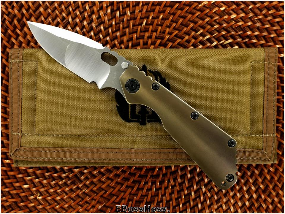 Mick Strider TI-Handled SMF