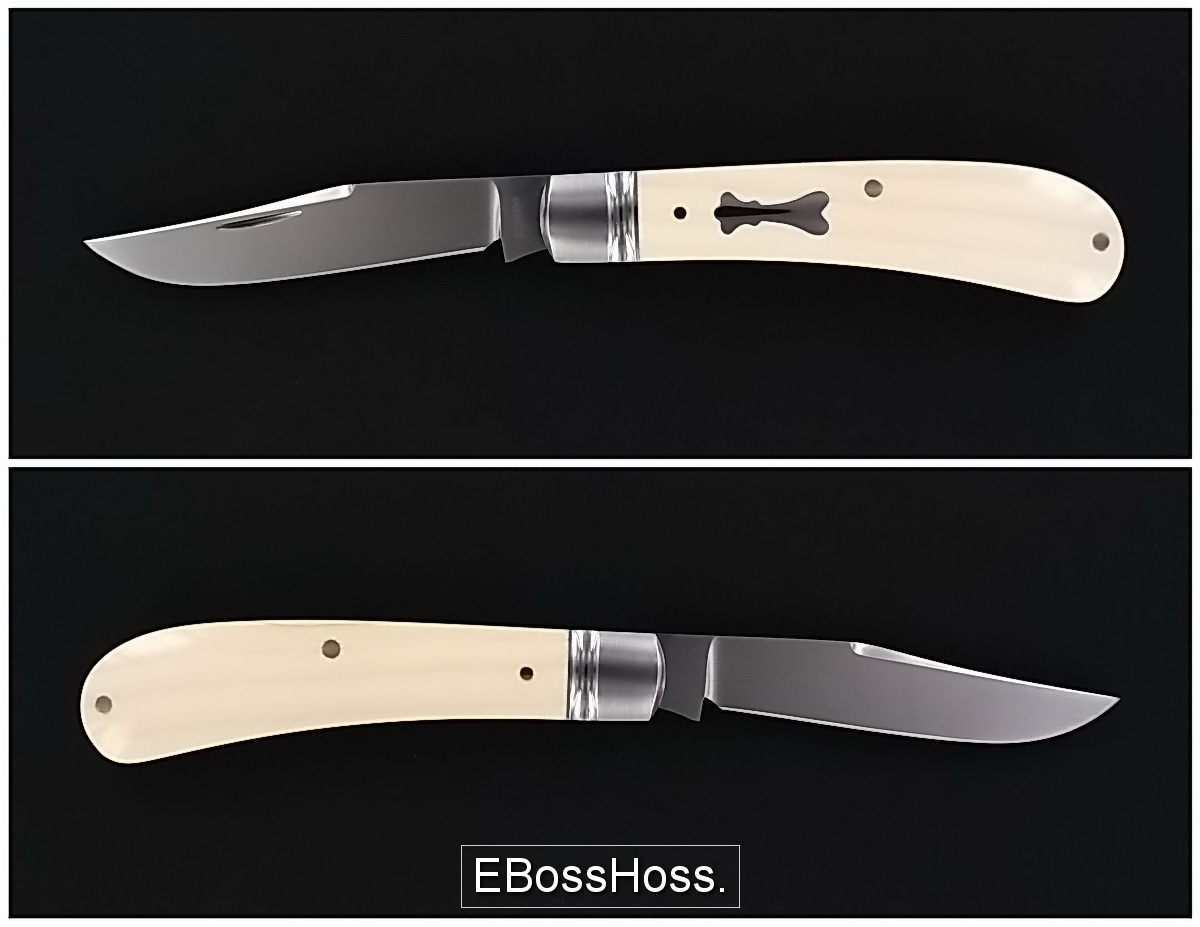 Mike Zscherny 3 5/8-inches Pre-ban Trapper