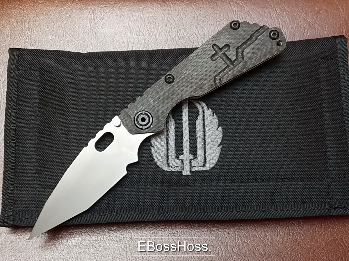 Duane Dwyer Custom (DDC) SnG - Padre's Knife