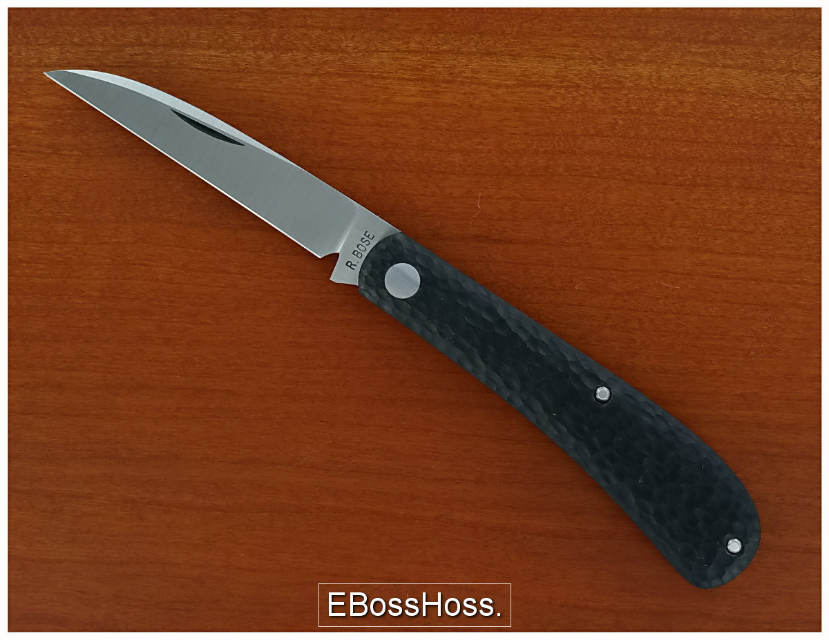 Reese Bose Shadow-pattern Wharncliffe
