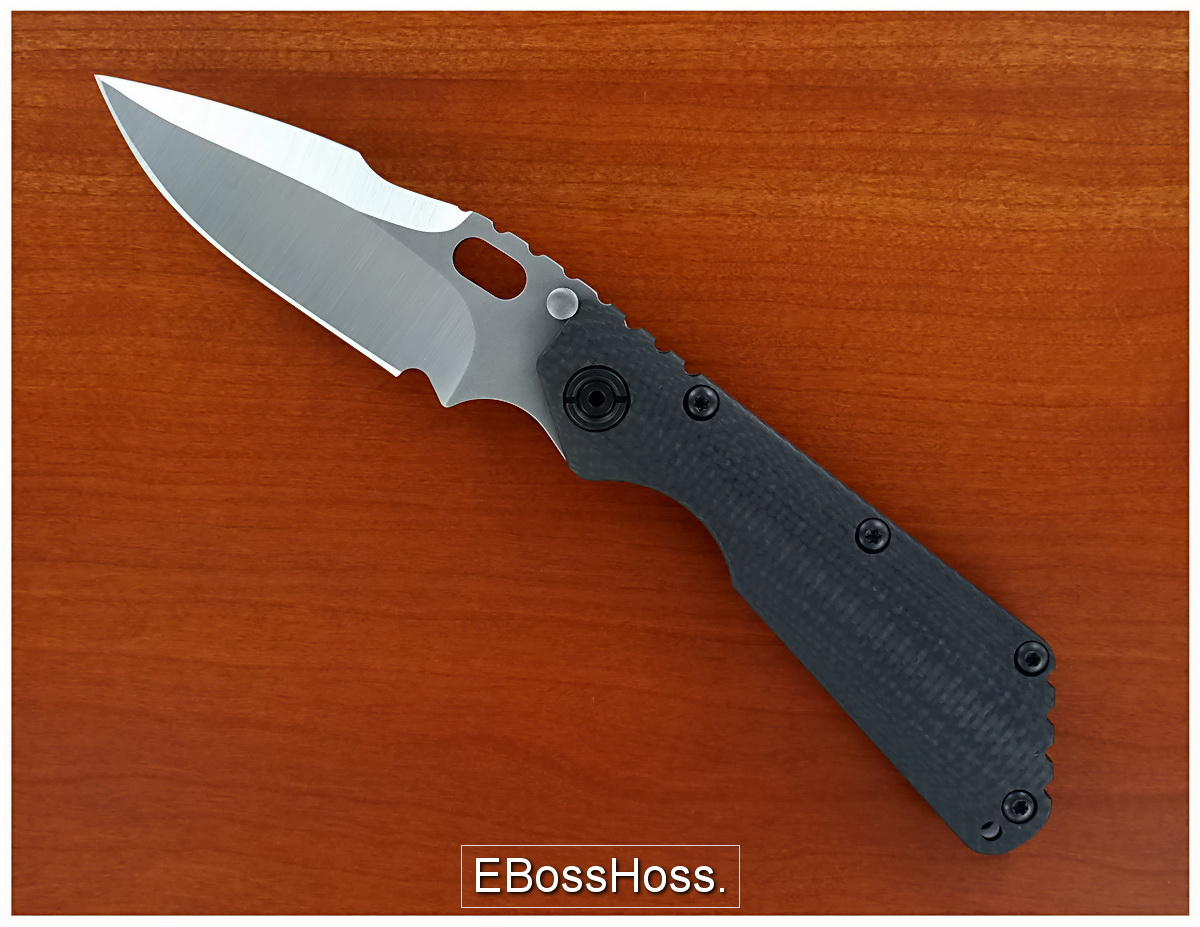 Mick Strider Custom (MSC) SMF Dagger-Shark Blade