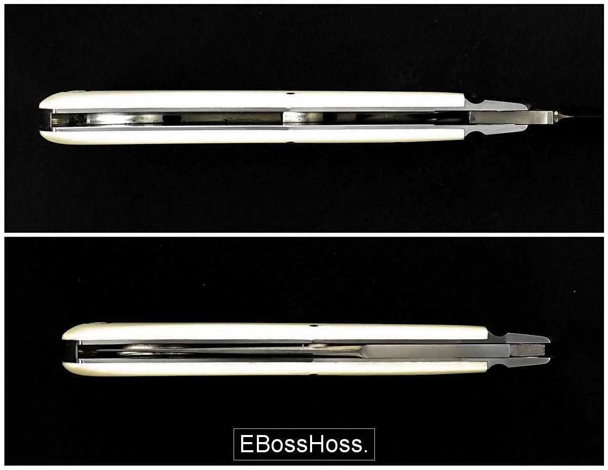 Tony Bose Large Back Pocket (4 5/8-inch closed)