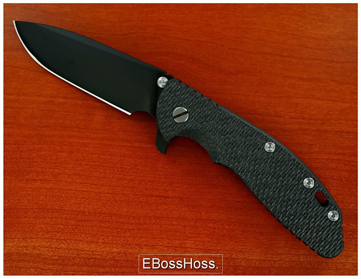 Rick Hinderer Black XM-24