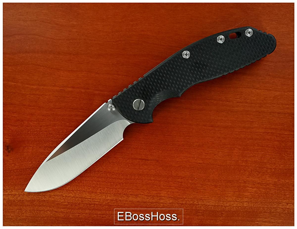 Rick Hinderer Custom XM-24 Slicer-grind