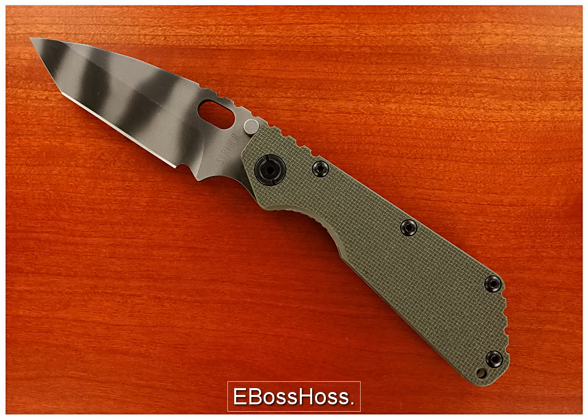 Strider Knives RW-1