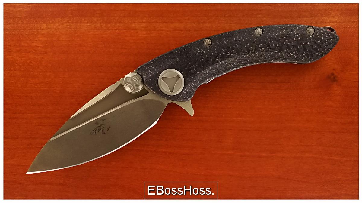 Tony Marfione Custom Whaleshark Flipper