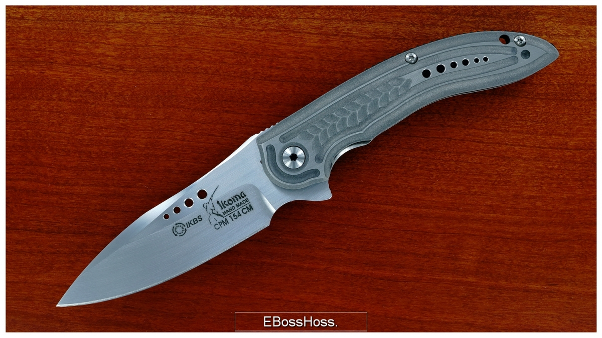 Flavio Ikoma Custom Rio Flipper