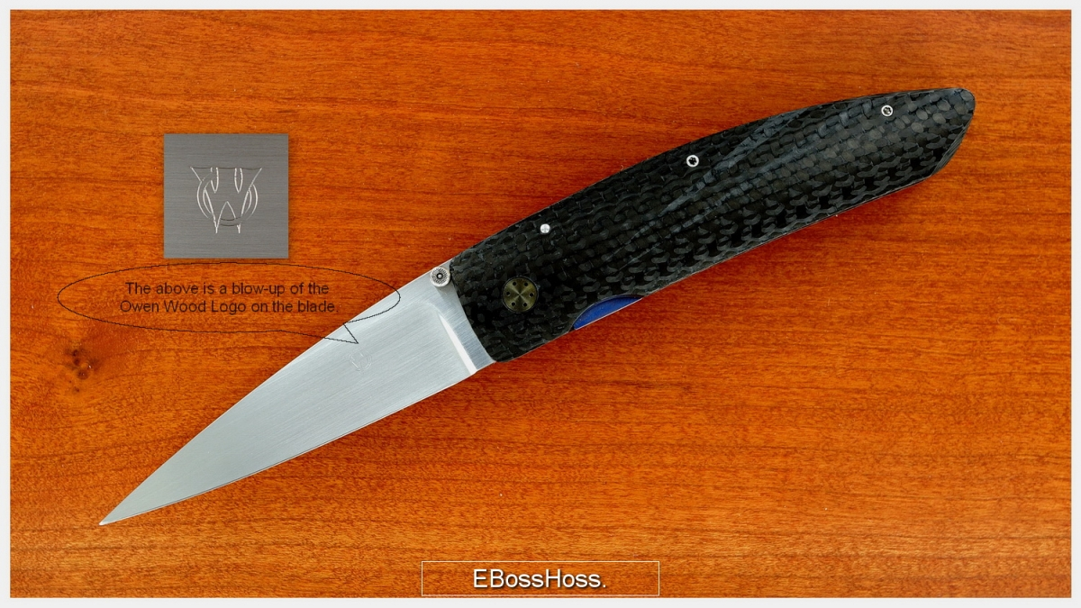 Owen Wood Custom Carbon-Fiber Crescent