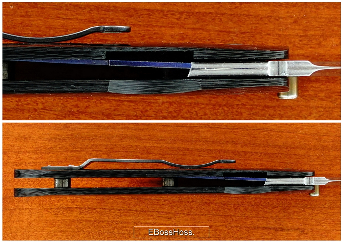 Owen Wood Custom Carbon-Fiber Crescent
