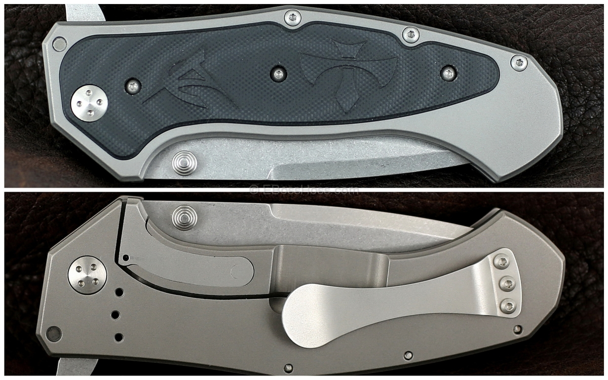 Les George / Allen Elishewitz Cerberus Collaboration Flipper