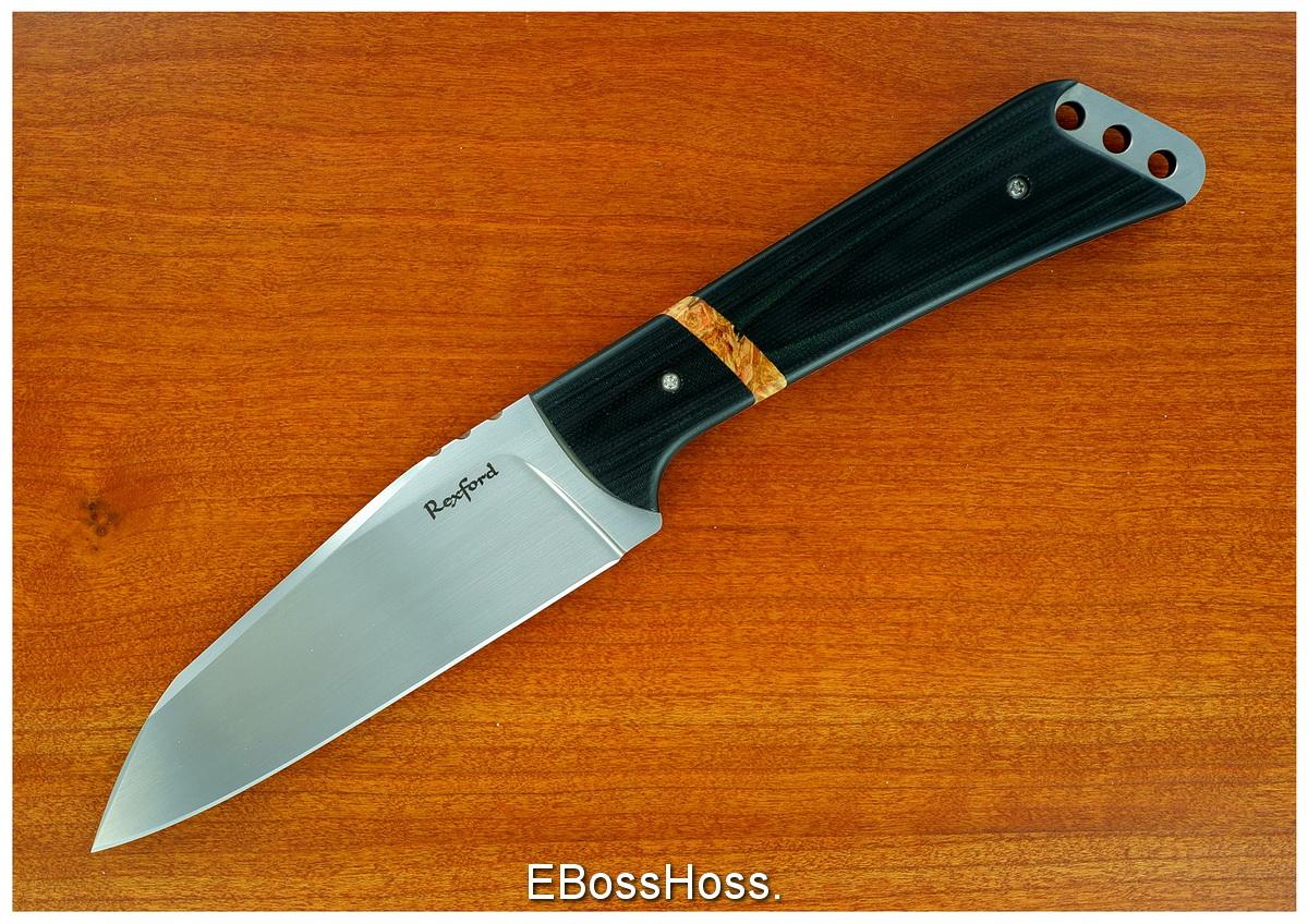 Todd Rexford Fixed Blade