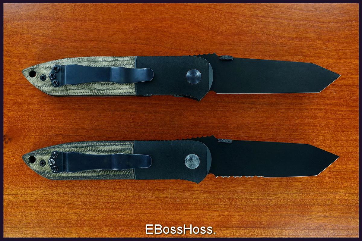 Ernie Emerson Custom Original Black CQC-6s