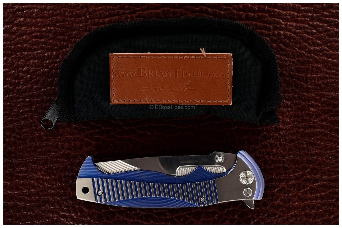 Brian Tighe Tighe-Raid Buttonlock Folder