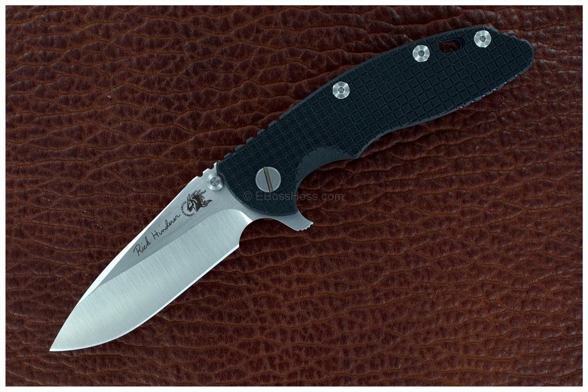 Rick Hinderer Custom Gen 4 XM-18 Flipper