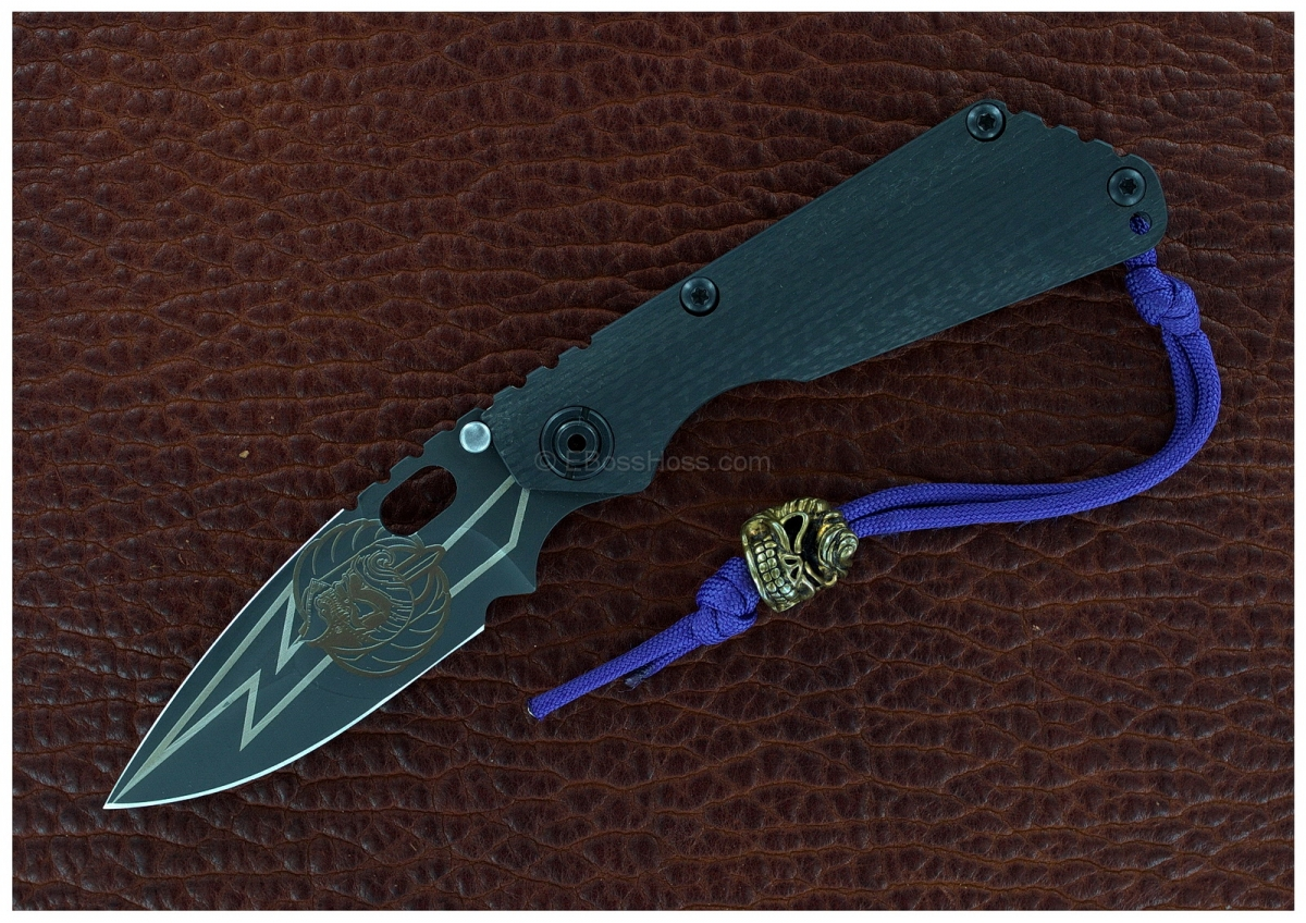 Mick Strider Custom - Starlingear Collab SnG
