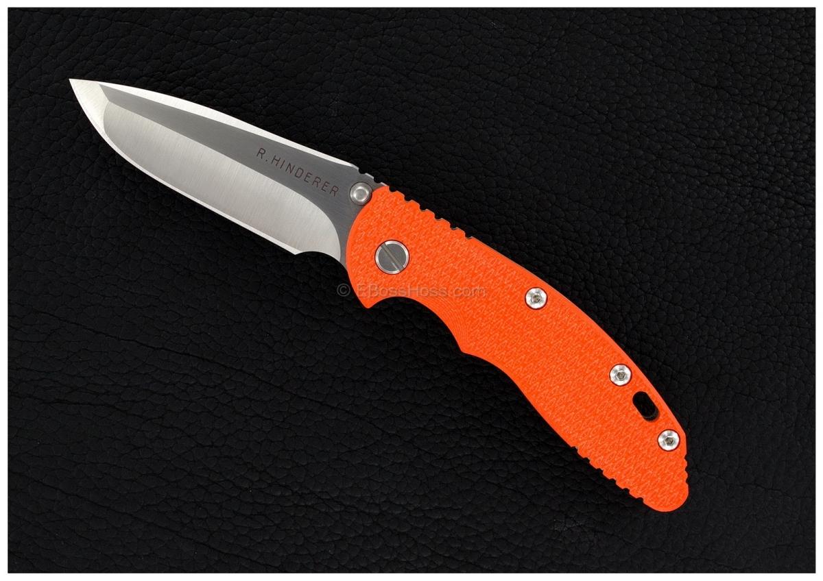 Rick Hinderer Custom Gen 2 XM-18 Spanto