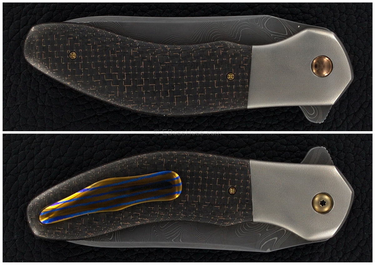 Gerry McGinnis Custom Deluxe Piston Flipper