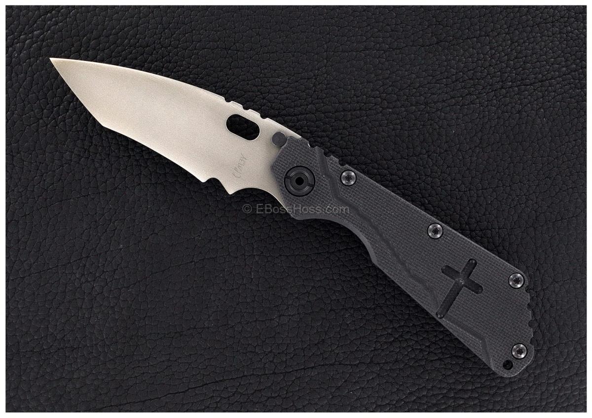Duane Dwyer (Strider Knives ) Custom SMF - Padre's Knife