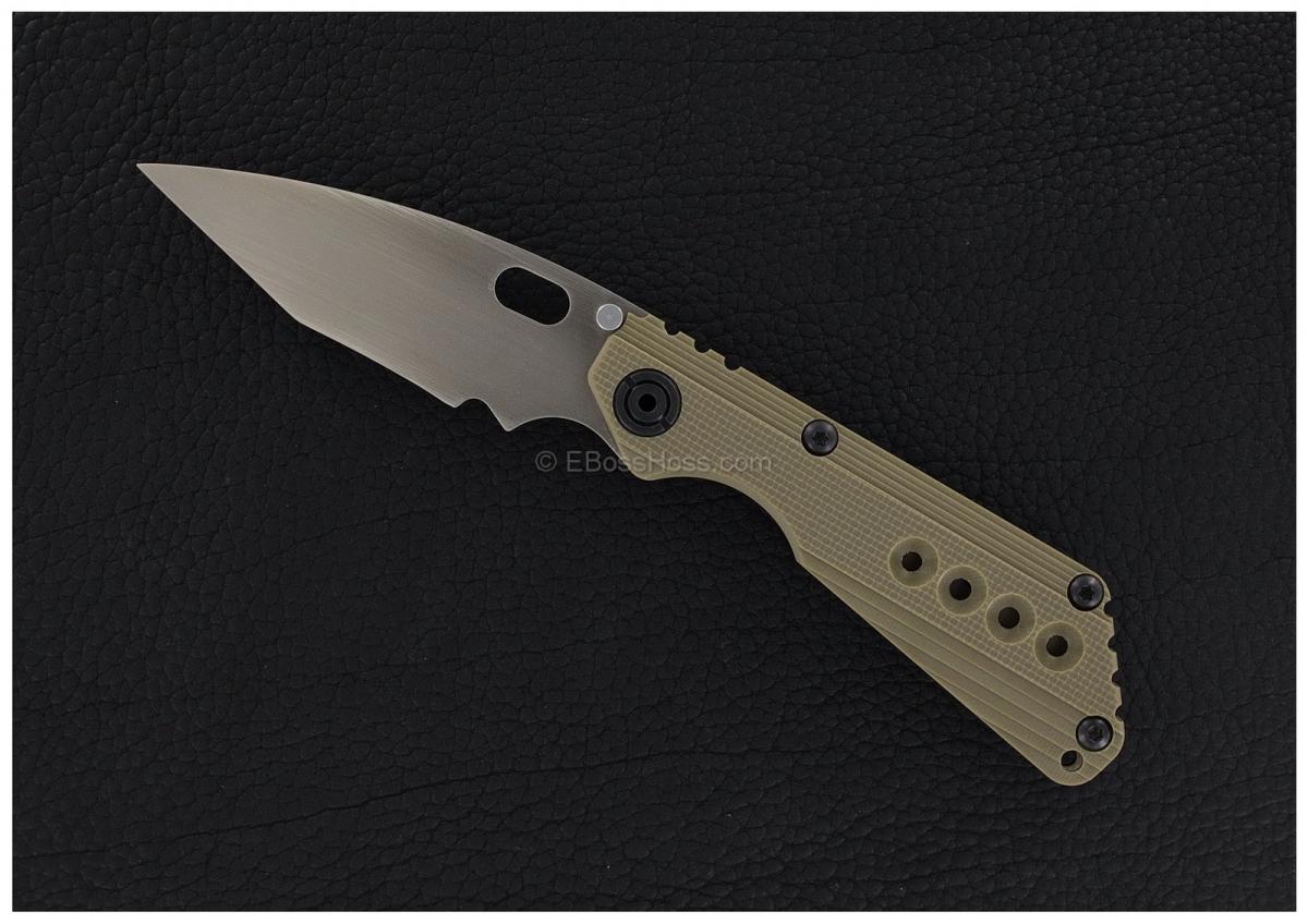 Duane Dwyer Custom (Strider Knives) SnG