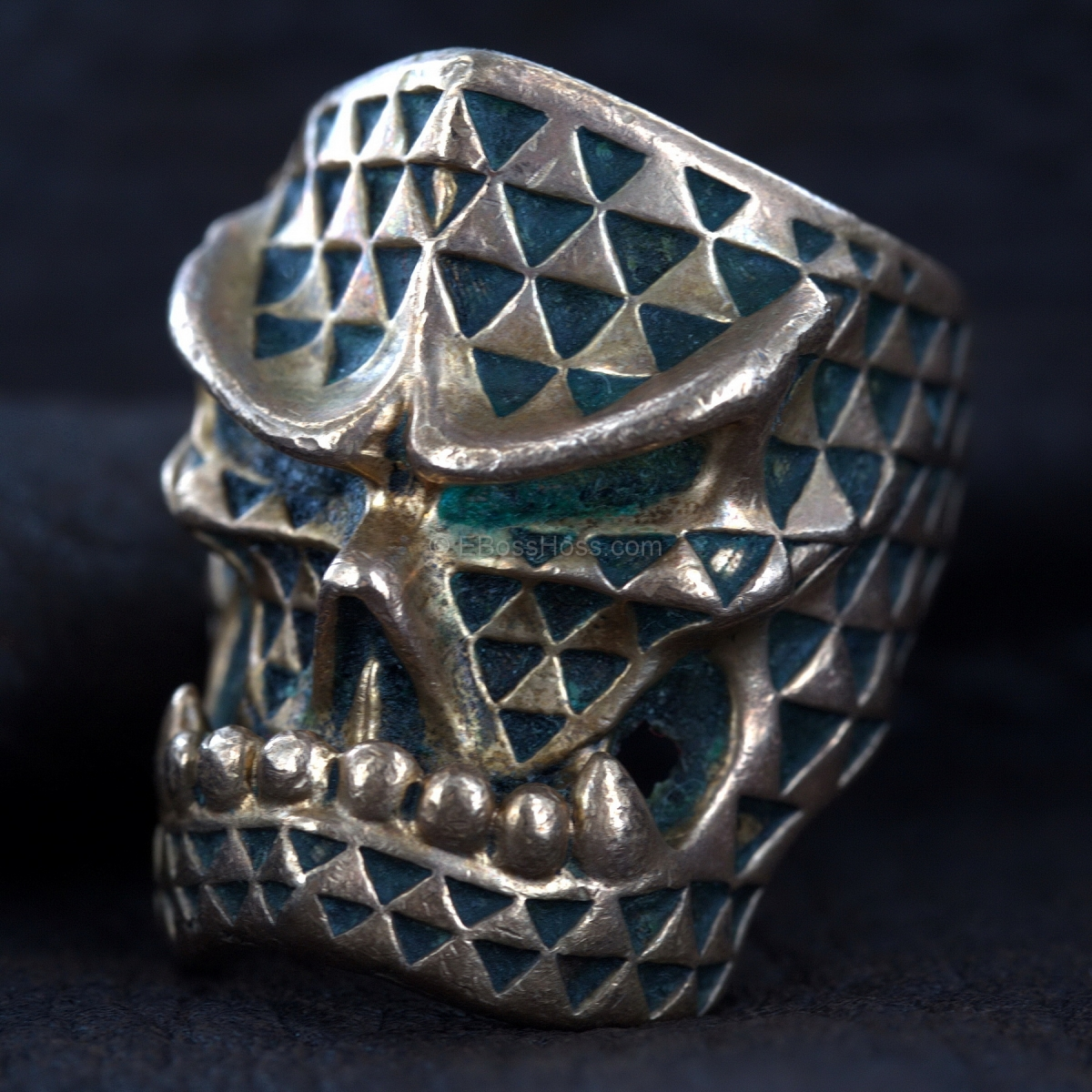 Starlingear Bronze Delta Kaze Ring - Puncher