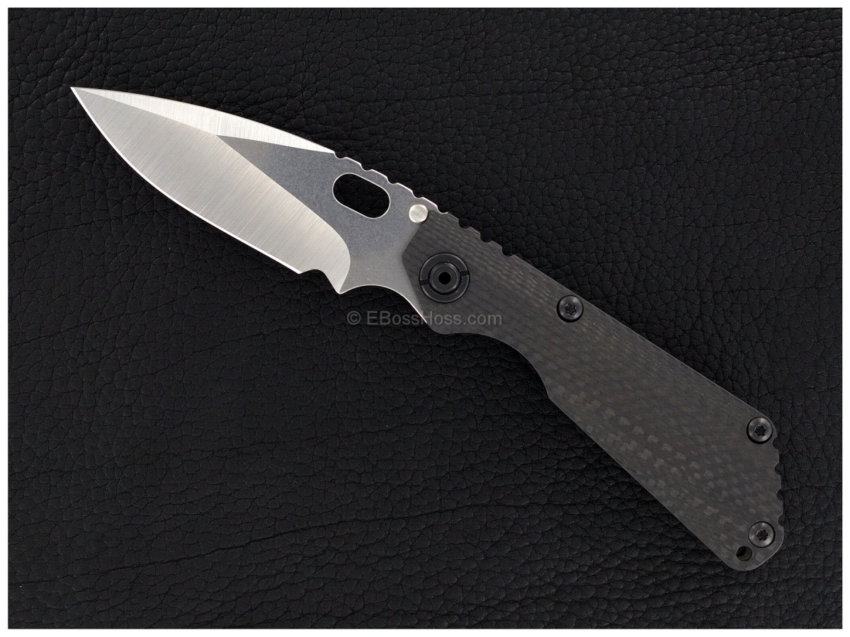 Mick Strider Custom Black-Satin SnG