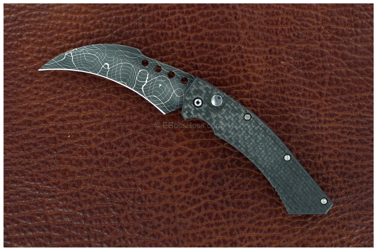 Reese Weiland Deluxe Auto Hawk | EBossHoss Knives