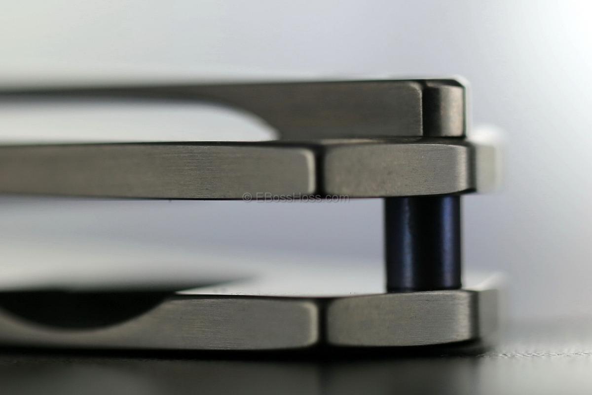Gustavo Cecchini (GTC Knives) Duo Prototype