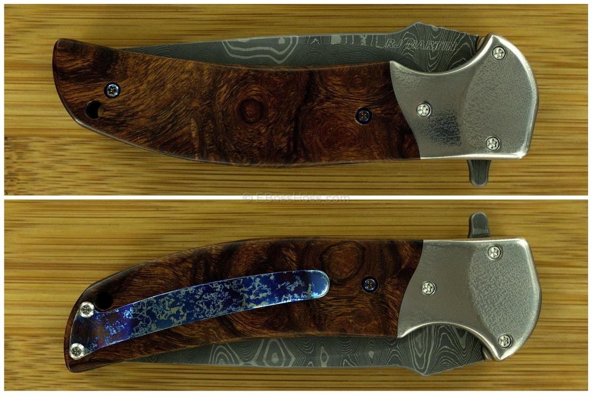 RJ Martin Custom Deluxe Q36 Flipper