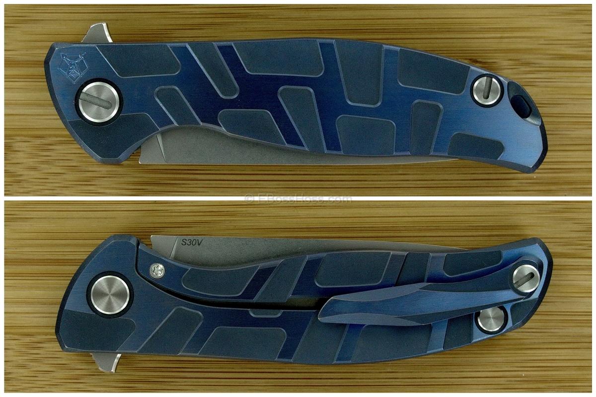 Shirogorov Bros Model 95 Single Row Bearing Flipper