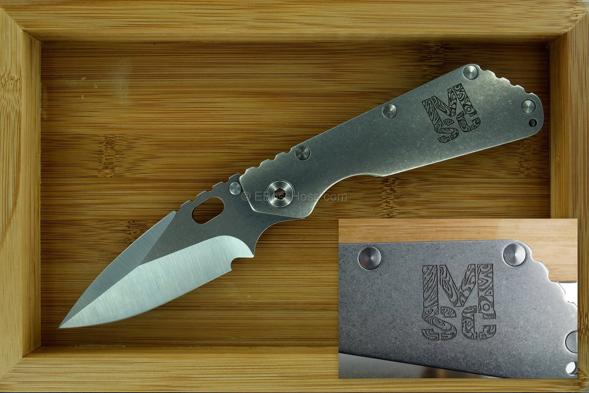 Mick Strider (MSC) Hand-ground XL-SnG