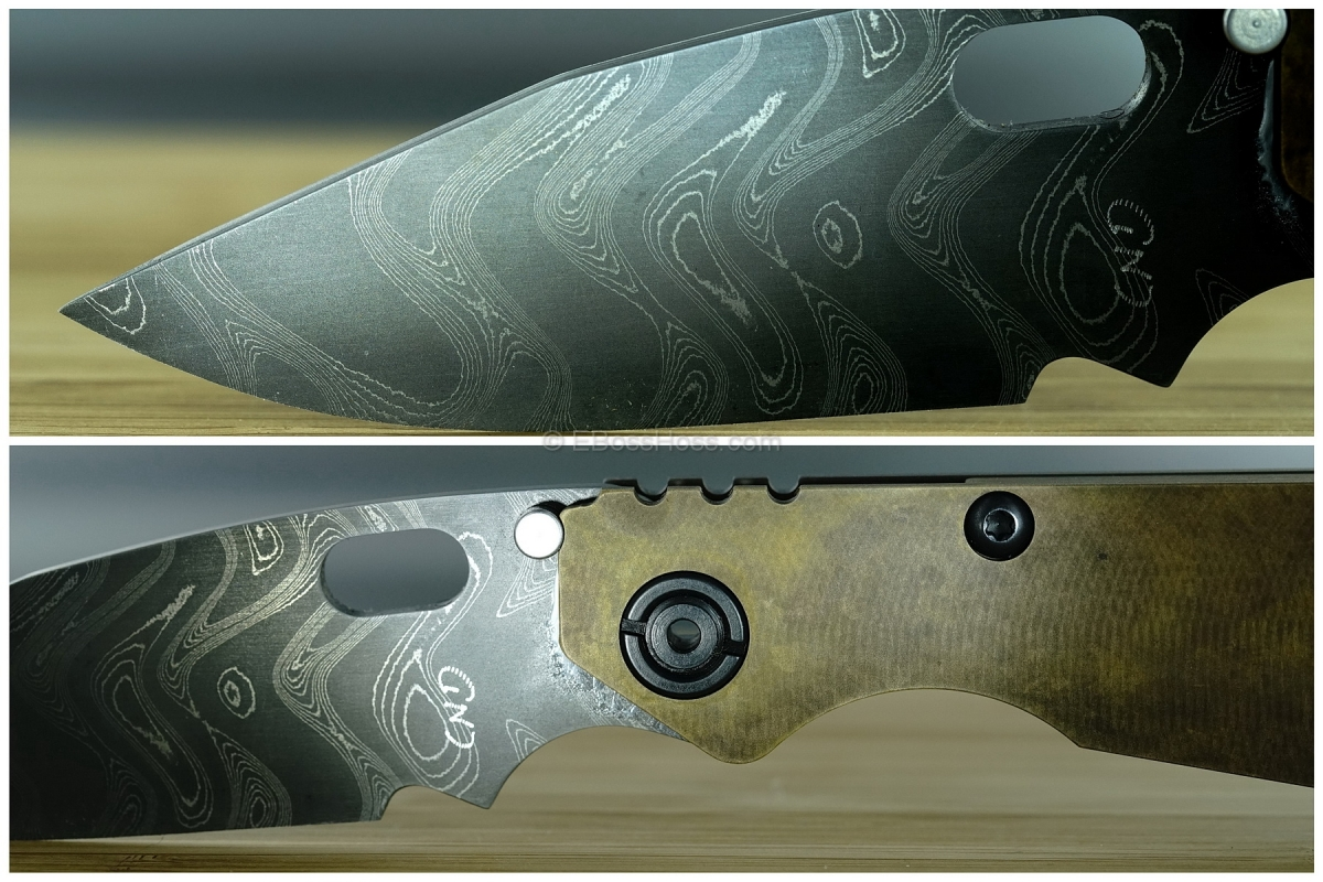 Duane Dwyer Custom Naval Ship-grade Bronze SnG