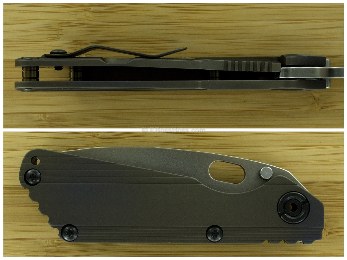 Duane Dwyer Custom (DDC) Tanto SnG