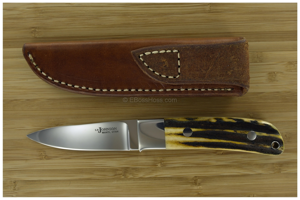 S.R. Johnson Stag Backpacker