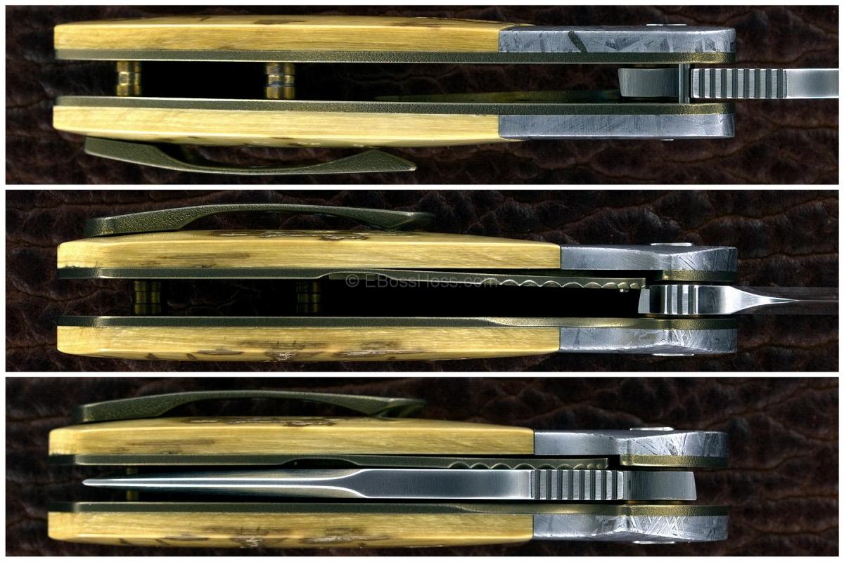 Peter Carey Very Deluxe Nitro Micro Flipper