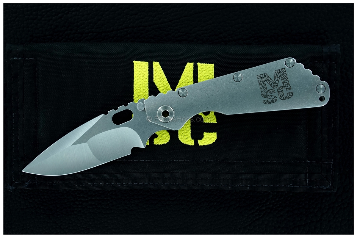 Mick Strider Custom (MSC) Nightmare SMF - New Titanium Pivot