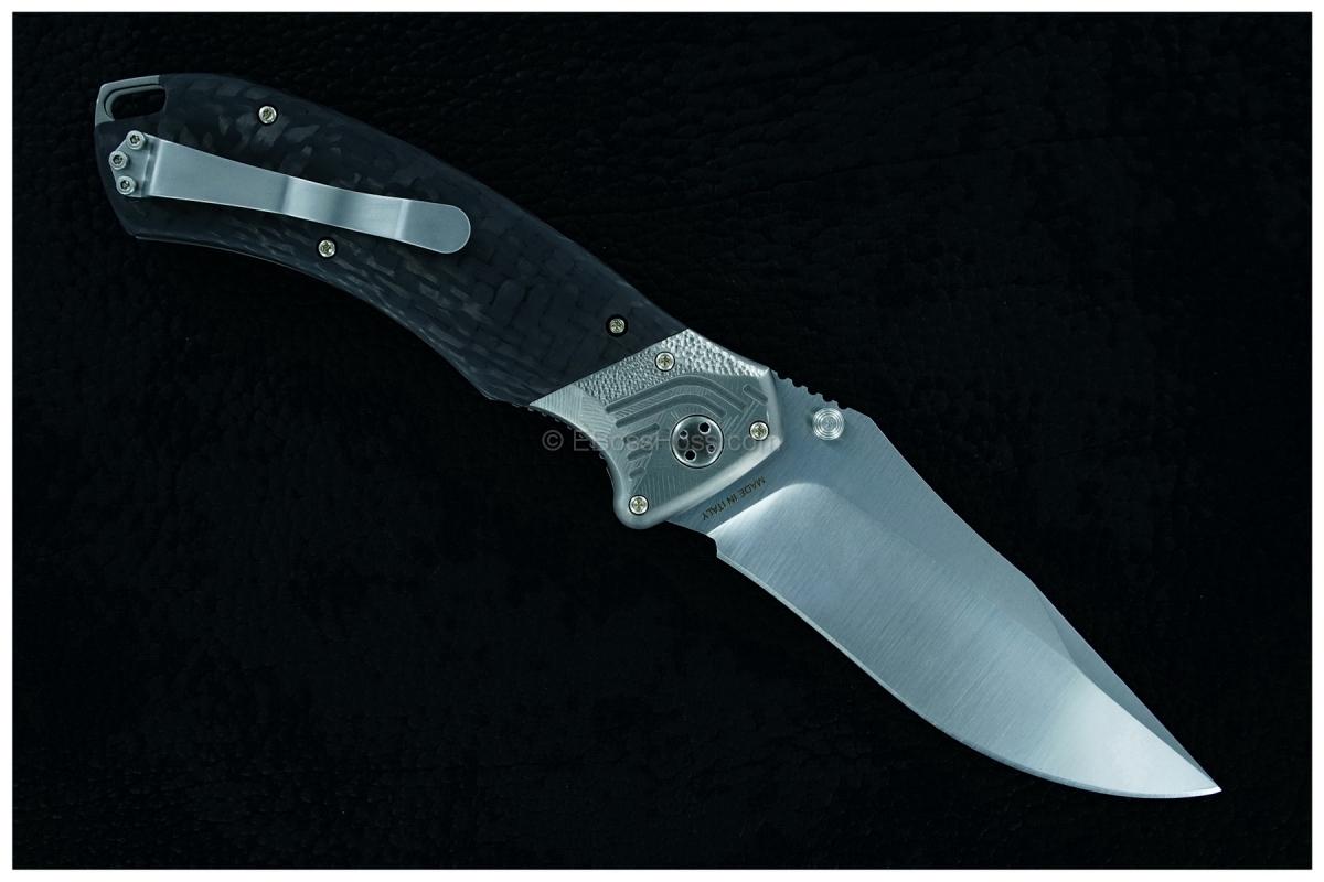 Olamic Tactical Deluxe Bolstered Bravado Folder