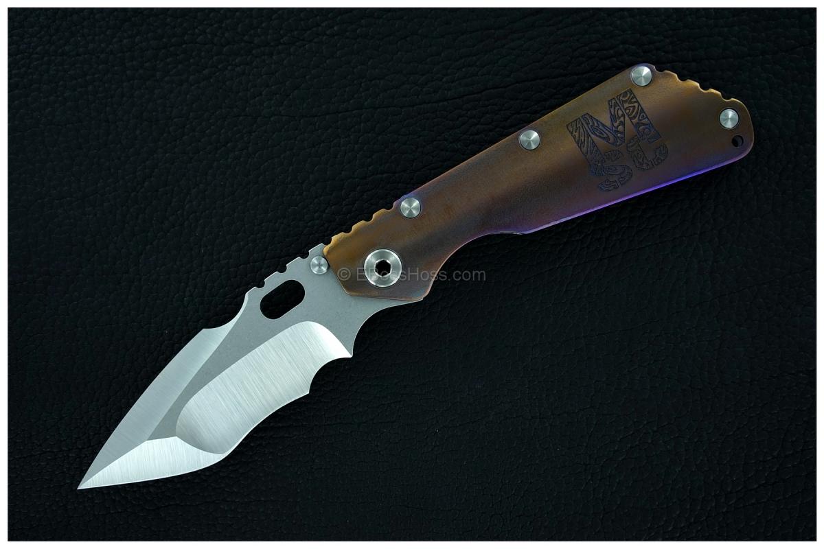 Mick Strider Custom (MSC) Nightmare Harpoon Recurve XL w/Choke-Up